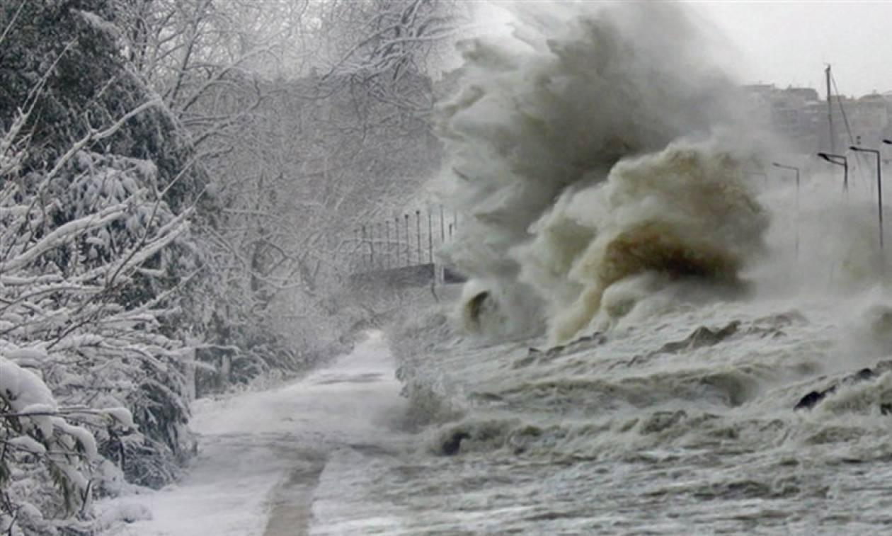 Σοβαρή κακοκαιρία και μετά... κρύο και χιόνια! Η ανάλυση του Τάσου Αρνιακού (video)