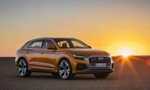 To Q8 είναι το κορυφαίο SUV της Audi και το υποστηρίζει σε κάθε του λεπτομέρεια
