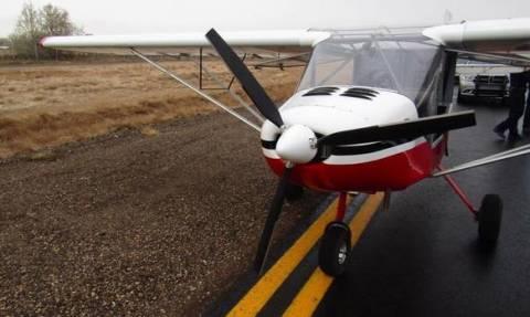 ΗΠΑ: Πιτσιρικάδες έκλεψαν αεροσκάφος και πέταξαν πάνω από αυτοκινητόδρομο (vid)