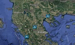Αυτός είναι ο χάρτης της ντροπής! Το υπουργείο Εθνικής Άμυνας παρουσιάζει τα Σκόπια ως «Μακεδονία»