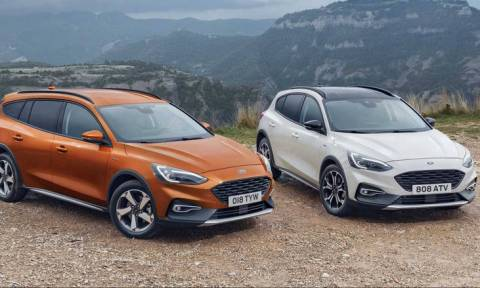 Αυτοκίνητο: Το Active, με στοιχεία SUV, συμπληρώνει τη γκάμα του νέου Ford Focus