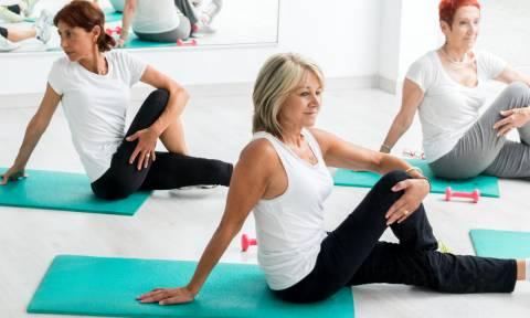 Τακτική άσκηση: Με ποιο τρόπο καθυστερεί τη φθορά του σώματος