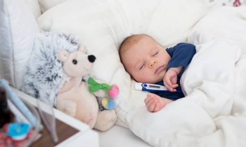 Έχει το παιδί πυρετό;  Πότε πρέπει να ανησυχήσετε