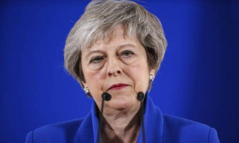 UK PM May and opposition leader agree to TV debate over Brexit