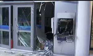 Νέο «χτύπημα» από τη συμμορία των ΑΤΜ: Έκρηξη σε μηχάνημα στην Πεντέλη