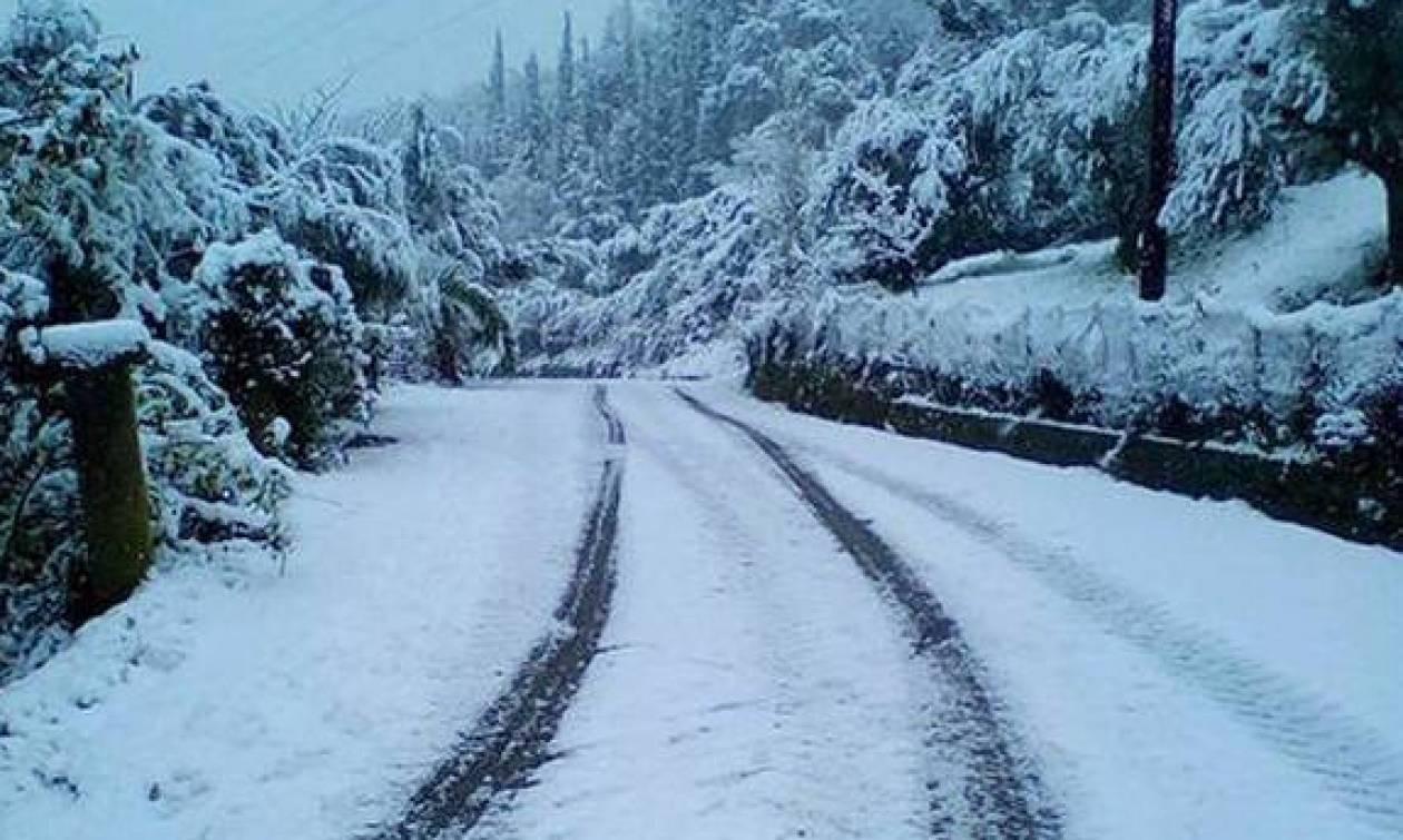 Καιρός: Πού θα συνεχιστούν οι χιονοπτώσεις μέχρι το Σάββατο; Η ανάλυση του Τάσου Αρνιακού (video)