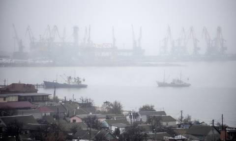 В Крыму опровергли информацию о блокировании азовских портов Украины