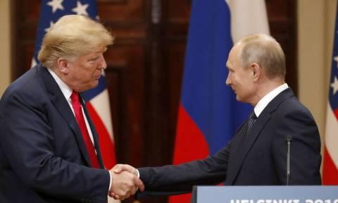 Ο Τραμπ ακυρώνει τη συνάντηση με Πούτιν εξαιτίας της ουκρανικής κρίσης