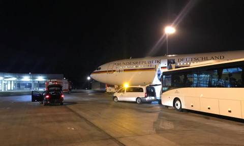 G20: Χωρίς τη Μέρκελ η έναρξη της συνόδου - Ολονύχτιο θρίλερ με την πτήση της