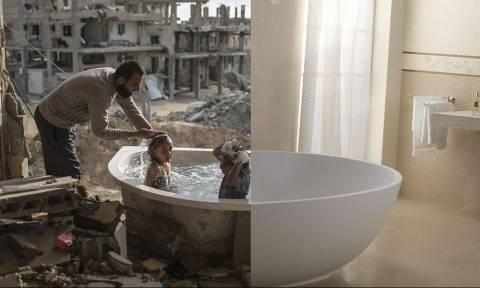 Οι 12 ανατριχιαστικές φωτογραφίες που «καθρεφτίζουν» την αδικία στον κόσμο