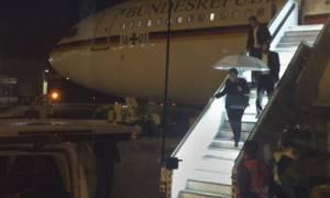 Γερμανία: Αυτή είναι η βλάβη που παρουσίασε το αεροπλάνο της Μέρκελ