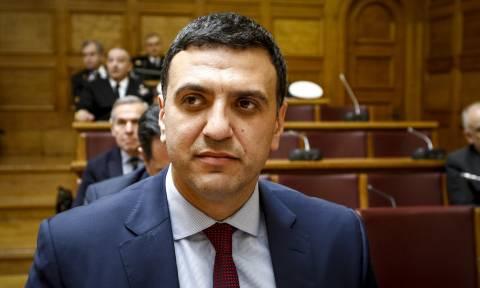 Κικίλιας: Τσίπρας και ΣΥΡΙΖΑ επιχειρούν να διχάσουν την κοινωνία