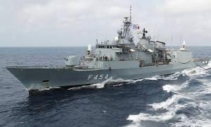 «Κέρβερος» το Πολεμικό Ναυτικό: Οι ελληνικές φρεγάτες κυνηγούν παντού το Barbaros