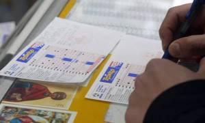 Νέο τζακπότ στο Τζόκερ: Δείτε πόσα μοιράζει στην επόμενη κλήρωση (06/12)