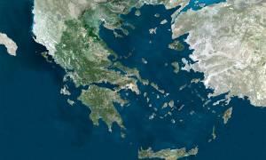 Αυτή είναι η βιβλική καταστροφή που έδωσε μορφή και σχήμα στην Ελλάδα όπως την ξέρουμε σήμερα (Pics)