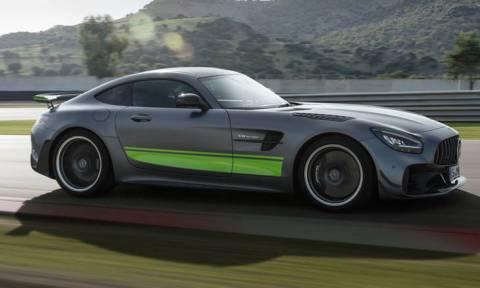 H Mercedes-AMG GT ανανεώθηκε και η GT R Pro είναι η κορυφαία της έκδοση