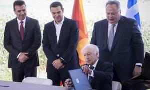Σάλος με τις δηλώσεις Ζάεφ: Παρέμβαση Νίμιτς και εκνευρισμός στην Αθήνα