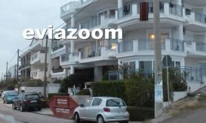 Χαλκίδα: Φωτιά από αναμμένο καντήλι σε σπίτι γνωστού επιχειρηματία! (pics+vid)