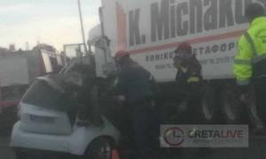 Θλίψη στην Κρήτη: Πέθανε 22χρονος που τραυματίστηκε σε τροχαίο