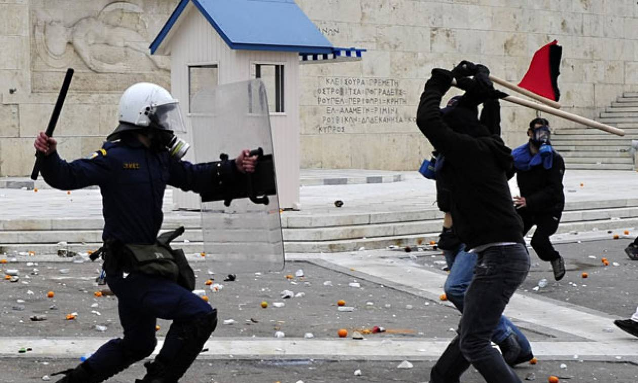 Drones, helicopter and over 5,000 policemen deployed for anniversary of Grigoropoulos murder