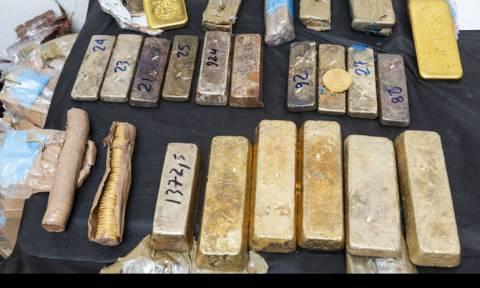 Κύκλωμα χρυσού: Το παρασκήνιο των «χρυσών» συλλήψεων και οι κινήσεις των αστυνομικών