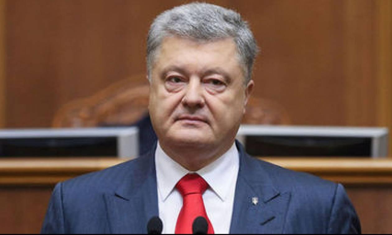 Порошенко объявил дату Объединительного собора на Украине