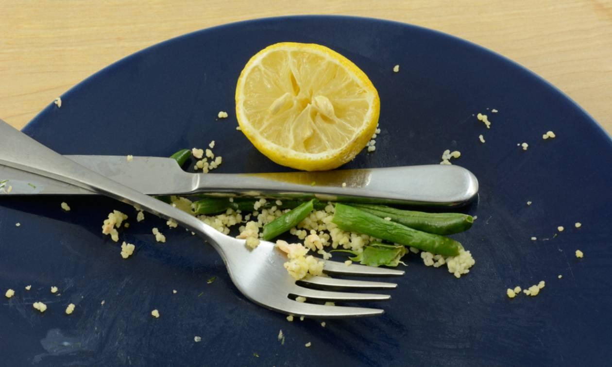 Πρόσληψη βάρους: Μήπως έχετε το σύνδρομο του «καθαρού πιάτου»;
