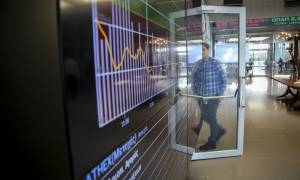 Athens Stock Exchange opening: Drop