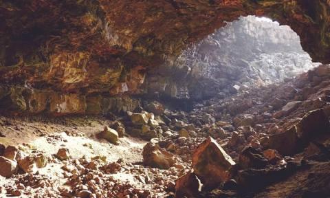 Σοκ: Τελετές μαύρης μαγείας σε σπήλαια της Κρήτης (vid)
