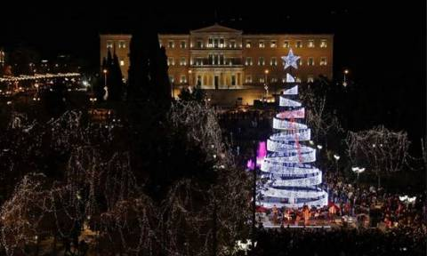 City of Athens, Christmas city of angels