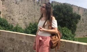 Ρόδος - Ντοκουμέντο: Αυτή είναι η στιγμή που η Ελένη συναντά το δολοφόνο της (pic&vid)
