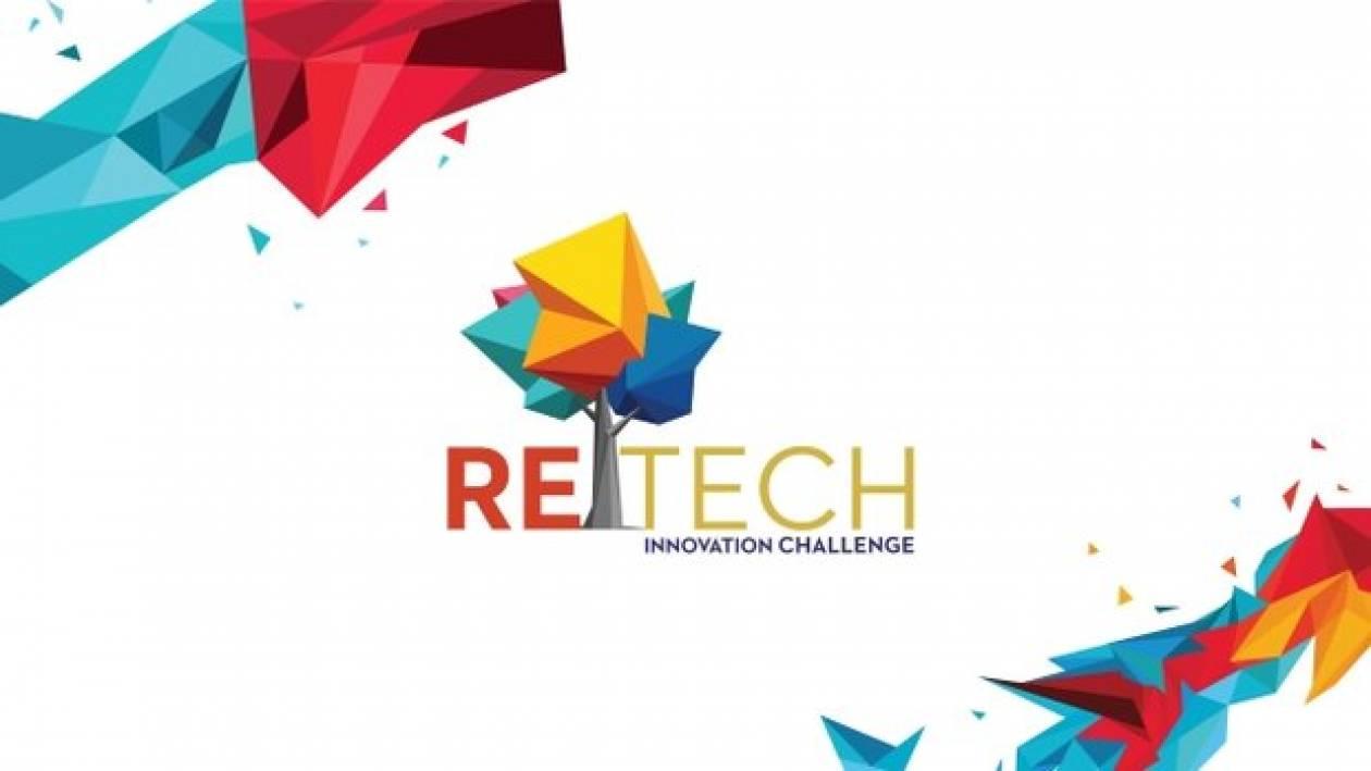 Τι είναι ο διαγωνισμός ReTech Innovation Challenge;