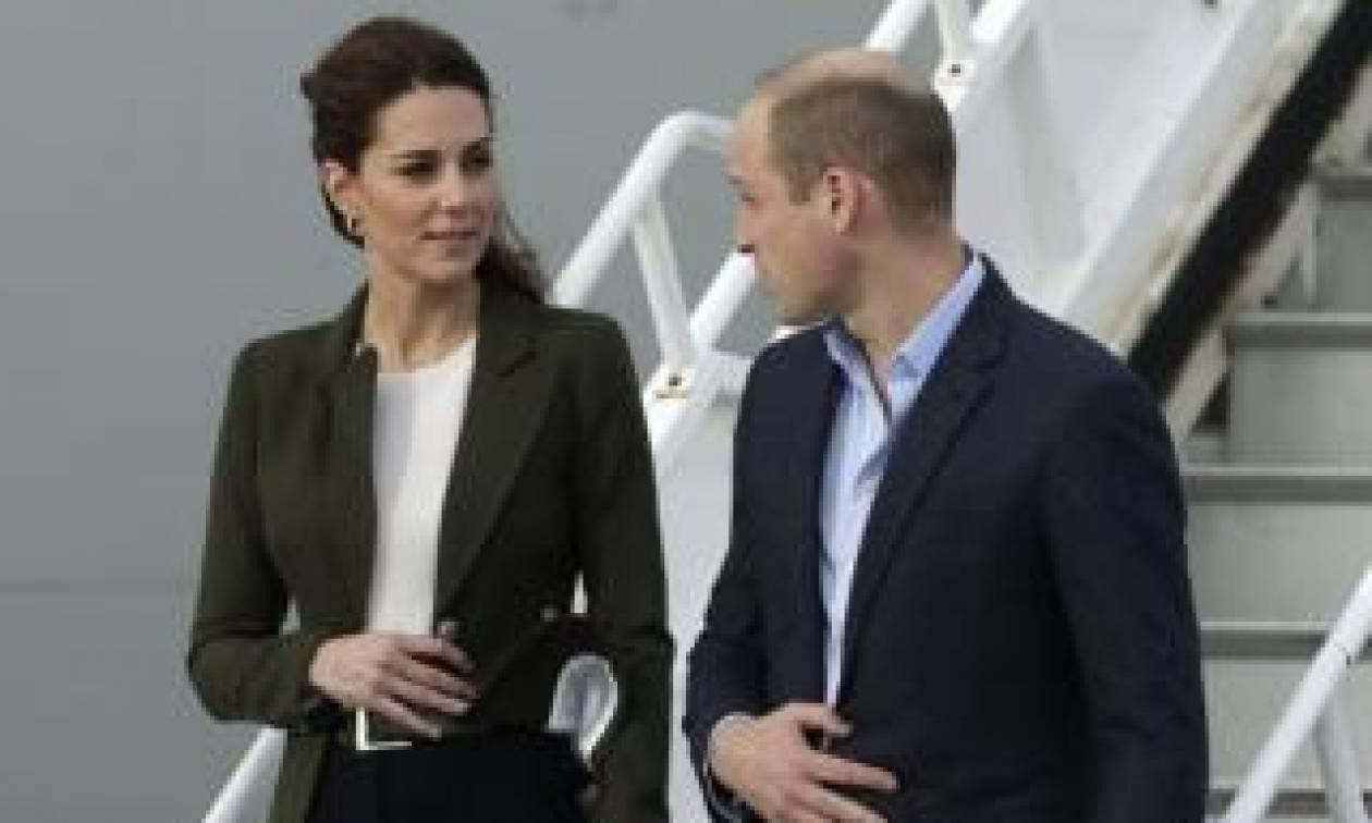 Δείτε φωτογραφίες από την επίσκεψη του William και της Kate στην Κύπρο