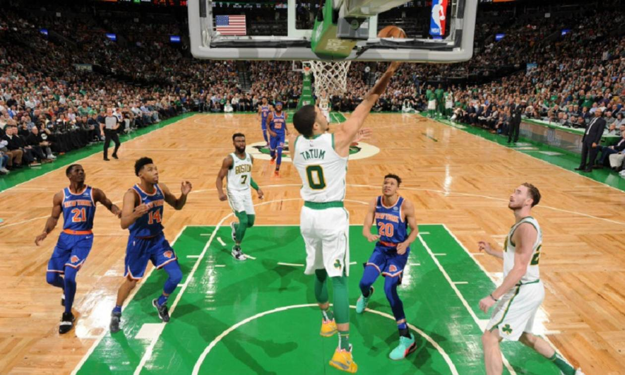 NBA: Παίρνουν μπροστά οι Σέλτικς (vid)