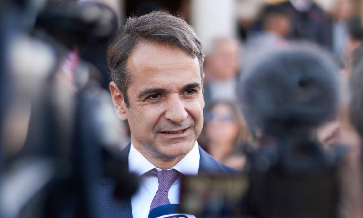 Μητσοτάκης: «Με τον ΣΥΡΙΖΑ οι Έλληνες πνίγονται στα χρέη»