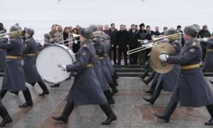 Η έκπληξη του Πούτιν στον Αλέξη Τσίπρα (video)