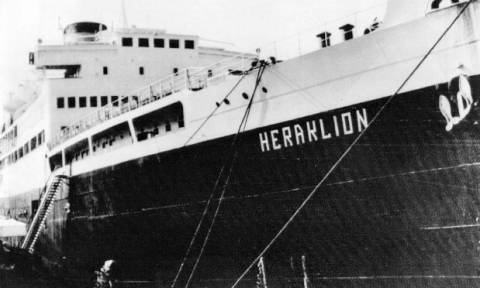 Σαν σήμερα το 1966 σημειώνεται το τραγικό ναυάγιο του «Ηράκλειον» στη Φαλκονέρα (pics)