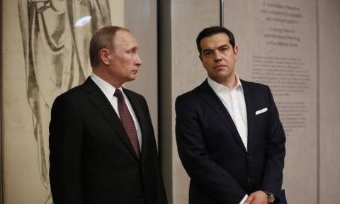 PM Tsipras: Greece and Russia have stable but dynamic relations over the years