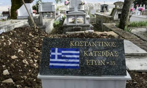 Υπό δρακόντεια μέτρα ασφαλείας το μνημόσυνο Κατσίφα στους Βουλιαράτες