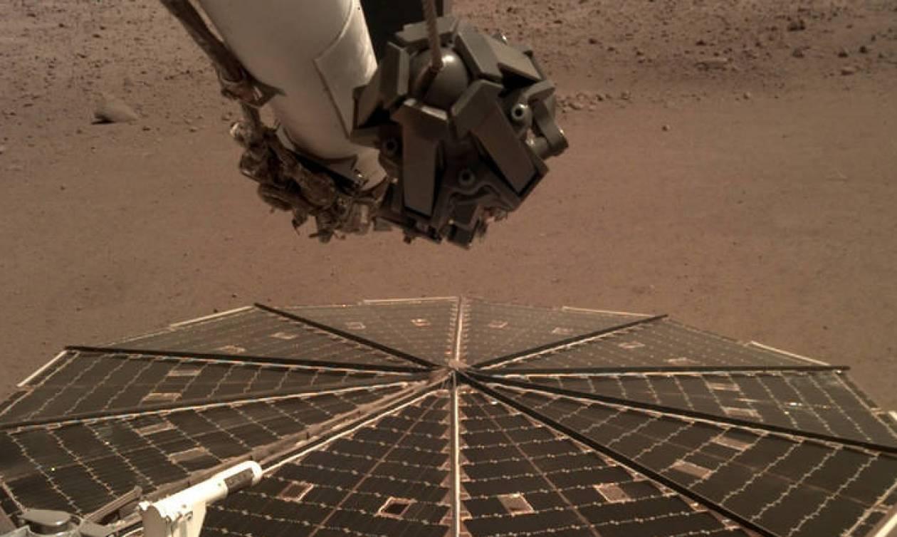 Δέος! Η NASA κατέγραψε τον ήχο του ανέμου στον Κόκκινο Πλανήτη
