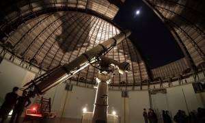 Το Αστεροσκοπείο Αθηνών κατέγραψε κάτι μοναδικό - Δείτε τη φωτογραφία