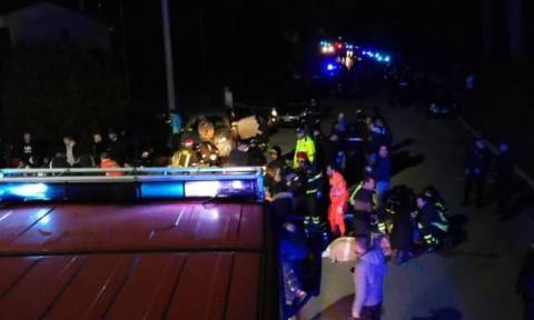 Italy nightclub stampede kills six and injures dozens