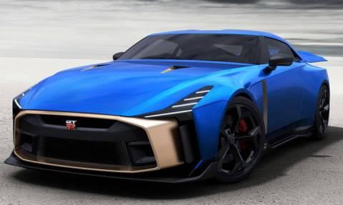 Πόσο λέτε ότι κοστίζει το επετειακό και συλλεκτικό Nissan GT-R50 από την Italdesign;