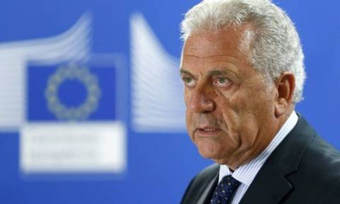 EU Commissioner Avramopoulos: We cannot go back to a Europe full of borders and checkpoints