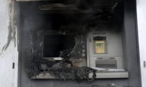 Χανιά: Έκρηξη σε ATM στο Κολυμπάρι
