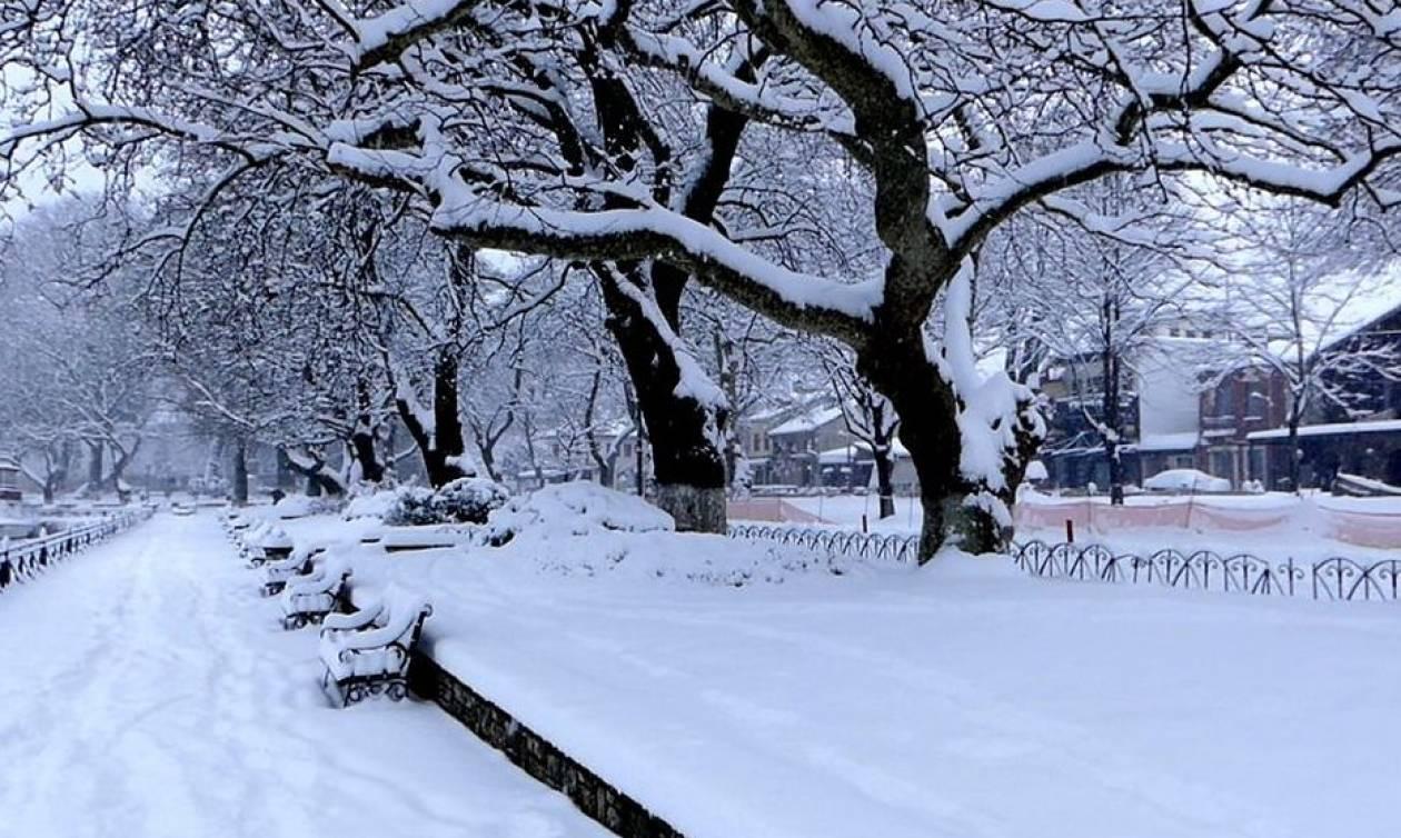 Κακοκαιρία με καταιγίδες και χιόνια στα ορεινά. Η εξέλιξη του καιρού μέχρι την Παρασκευή...