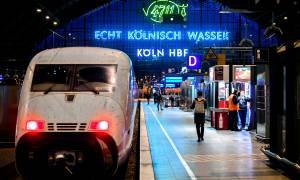 Γερμανία: Χάος από την απεργία των σιδηροδρόμων (pics)