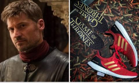 Βλέπεις Game of Thrones; Τότε αυτά τα παπούτσια είναι ΜΟΝΟ για σένα!