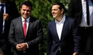 Πλήρης επιβεβαίωση Newsbomb.gr: Ο Ζάεφ παραδέχεται το τηλεφώνημα Τσίπρα για νέο πρωτόκολλο συμφωνίας