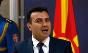 Προκλητικές νουθεσίες Ζάεφ προς τους Έλληνες: Να προσέχετε τι λέτε για τη «μακεδονική γλώσσα»